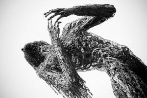Karen Culito's Ecstacy sculpture