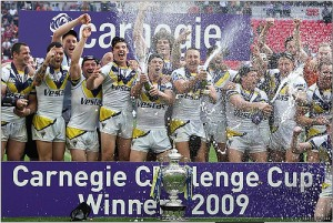 Warrington Wolves Challenge Cup