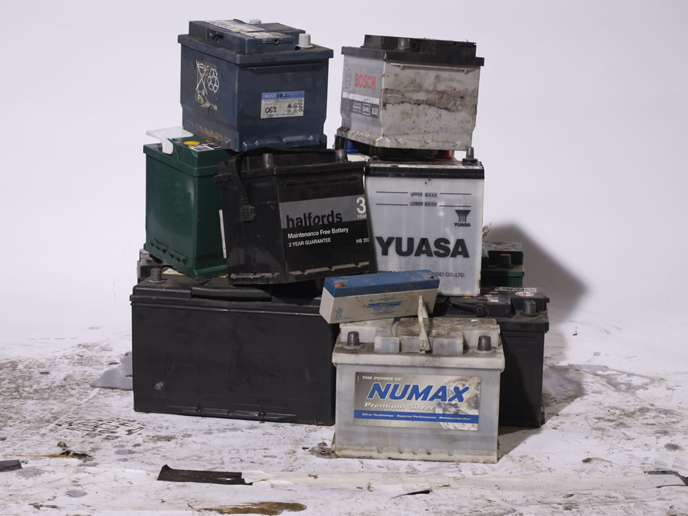 How To Dispose Of Old Car Batteries