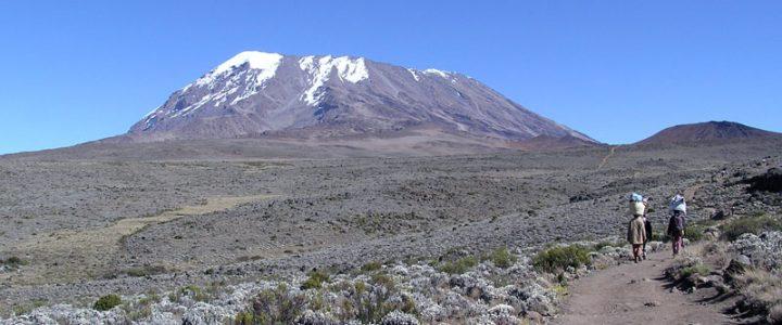 We're Climbing Mt Kilimanjaro!