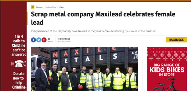 Maxilead's Christmas Round-up