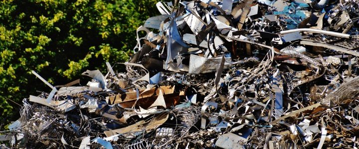 How to Make Money off your Scrap Metal