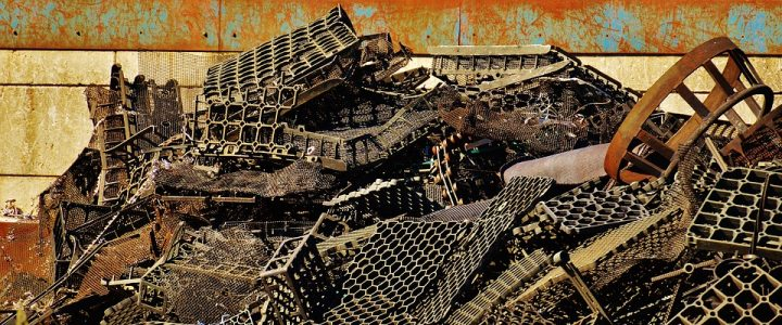What are the Safest Ways to Dispose of Scrap Metal?
